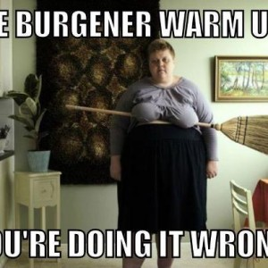 burgener wrong